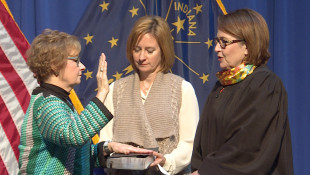 Re-Elected Statewide Officers Sworn In For New Terms