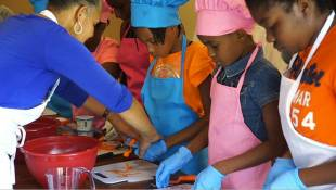 Cooking Classes For Children To Combat Food Insecurity