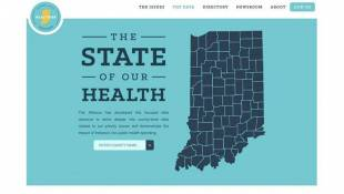 Hoosier Health Group Launches County Health Data Tool