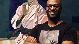 Painter Courtland Blade On How Indy's Racial Justice Protests Inspired New Work