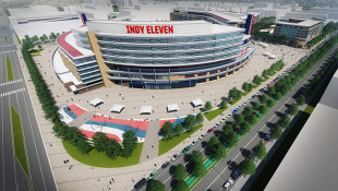 Indy Eleven Stadium Supporters Make Their Case To Lawmakers