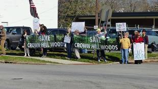 Judge Blocks Group's Request to Stop VA Project At Crown Hill