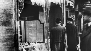 Bearing Witness To Nazis' Life-Shattering Kristallnacht