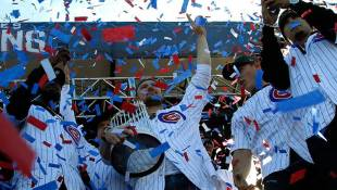 Cubs Will Bring World Series Trophy To Indiana Cities