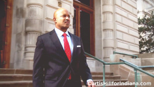 Attorney General Curtis Hill, Accused Of Sexual Misconduct, Launches Re-election Bid