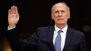 Coats Clears Hurdle On Way To Senate Confirmation
