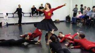 Choreographer Creates Ballet In Memory Of Holocaust Victims