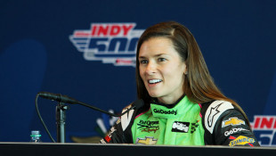 Danica Patrick Passes Indy 500 Refresher Course