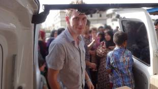 For Abdul-Rahman Kassig, Syria Meant A New Life