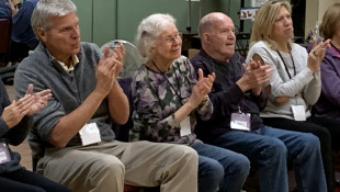 Choir For Dementia Patients And Caregivers Provides Harmony