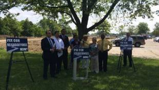 Council Democrats Offer Counter to Rebuild Indy 2