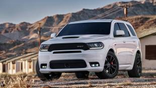 Dodge Durango SRT Will Scramble Your Alphabet
