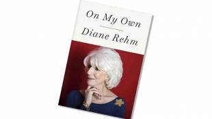 Diane Rehm Talks About Her New Memoir, 'On My Own'