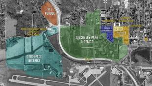 Electric Power Research Center Set For Purdue Discovery Park