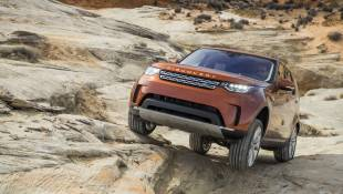 Sleek Land Rover Discovery Articulates Its Purpose