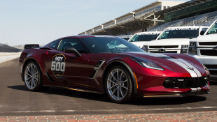 Indianapolis Motor Speedway Unveils 2019 Corvette Grand Sport Pace Car
