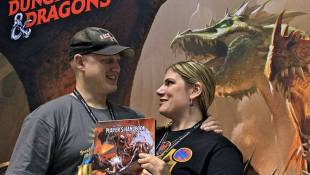 Fans Get First Look At New Dungeons and Dragons