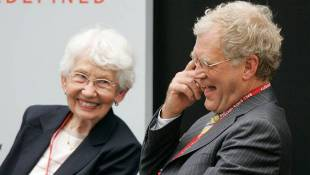 David Letterman's Mother, Dorothy Mengering, Dies At 95