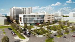 Evansville Medical School Campus On Pace For 2018 Completion