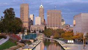 Indy Ranked Among Nation's Top 10 Downtowns