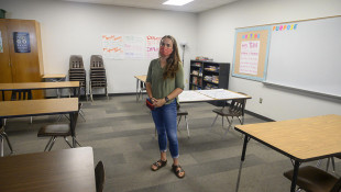 As Schools Reopen Amid COVID-19, Teachers Worry About Their Mental Health