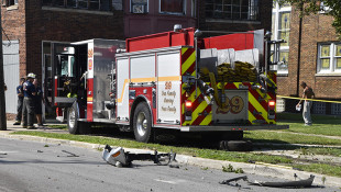 Woman, 71, Dies After Colliding With Indianapolis Fire Truck