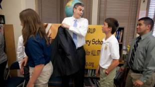 Education Secretary Arne Duncan to Make Stop At IPS, Purdue