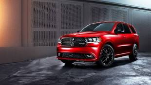 Dodge Durango R/T Blacktop Devours Pavement
