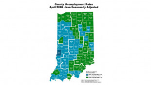 Unemployment Hit Manufacturing Areas Hardest In April