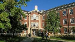 Earlham College Cancels Classes To Discuss Diversity