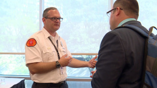 Mental Wellness Focus At First Responder Conference