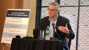 Holcomb Budget Priorities: Some In, Some Out