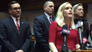 Prosecutors, GOP Senators Backing Arrestee DNA Bill