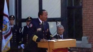 Ernest Malone Named Chief Of IFD