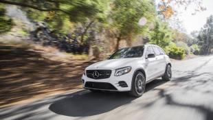 Mercedes GLC43 AMG Drops Hammer On Crossovers