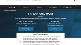Not Sure About Filing For Financial Aid? State Says You Should Finish FAFSA Anyway