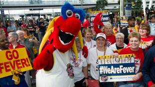 Free Tickets Available To See Indiana Fever In Game 3 Of WNBA Finals