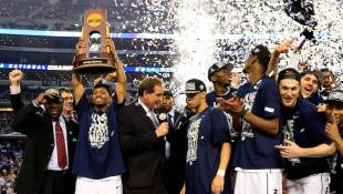 With NCAA Title, UConn Answers Questions About Kentucky, And Itself