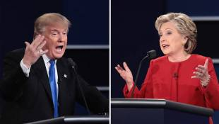 Who Got What They Wanted From The First Clinton-Trump Debate?