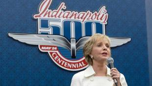 Florence Henderson Named Grand Marshal Of Indianapolis 500