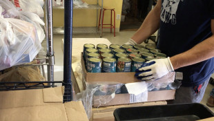 St. Vincent de Paul Expands Food Pantry To Meet Larger Need