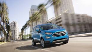 Ford Searches The World And Comes Home With An EcoSport