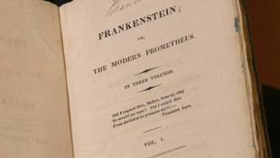 IU's Lilly Library Opens Frankenstein Exhibit Featuring First Edition