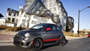 Fiat 500 Abarth Scares The Ricotta Outta Your Lasagna