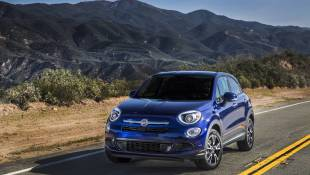 Fiat 500X Pops With Its Cute, Rugged Self