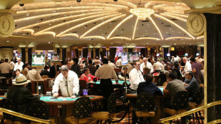 Live Dealers At Racetrack Casino Table Games Coming In January