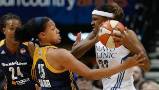 Minnesota Defeats Indiana To Even WNBA Finals 1-1