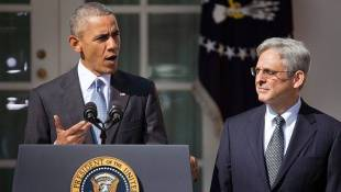Merrick Garland Has A Reputation Of Collegiality, Record Of Republican Support