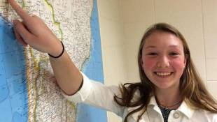 Young Women In Geography Navigate Uncharted Territory