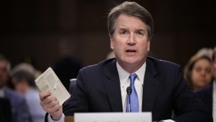 WATCH LIVE: Kavanaugh Defends Controversial Abortion, Gun-Control Dissents